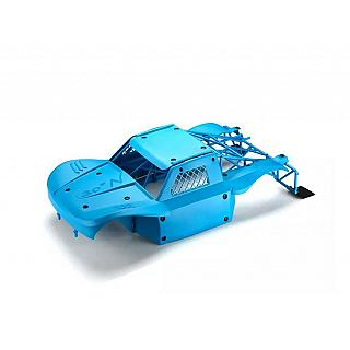 30°N Big Flex Body Panels 6pce & Roll Cage Blue fit 30°N DTT X