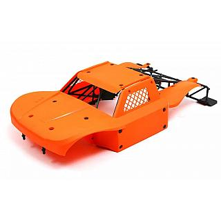 30°N Big Flex Body Panels 6pce & Roll Cage Orange fit 30°N DTT X