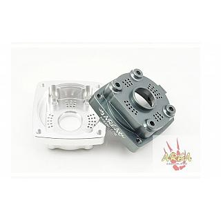 Clutch Housing Billet by Area RC Silver