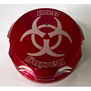 Baja/Losi Gas Cap Bio Hazard Billet RED