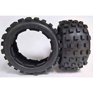 5B Baja Belted Moto X off Road Knobby Rear Tyres 95254