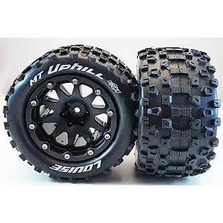 Louise MFT 1/10 MT-Uphill 12mm Hex 1/2 Offset Monster Truck Whee