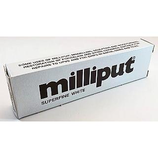 Milliput Superfine White Epoxy Putty 2-part 113.4g