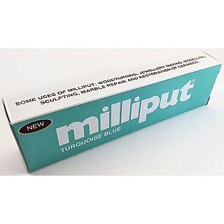 Milliput Turquoise Blue Epoxy Putty 2-part 113.4g