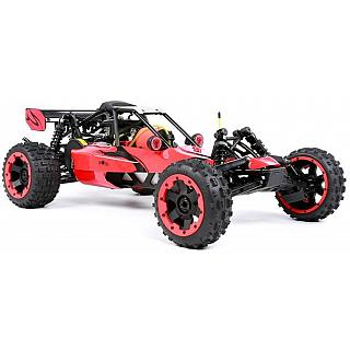 "1 29cc 4 bolt 290A ""RED"" Rovan Baja Buggy Alloy Diff & Clutch Tu"
