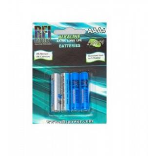 RFI AAA Batteries Super Alkaline (4)