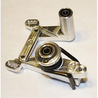 Baja Servo Saver Steering Bellcrank 5B 5T  by Turtle Racing 1481