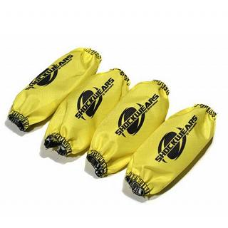 Losi Shockwears Shock Covers Yellow LOSI 5IVE DBXL LT DTT X2
