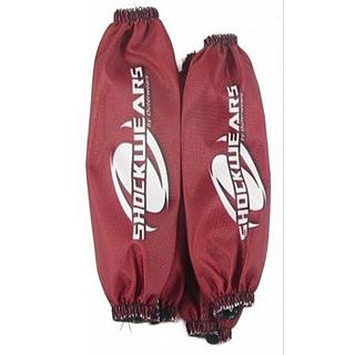 Baja Shockwears Shock Covers  Red 03