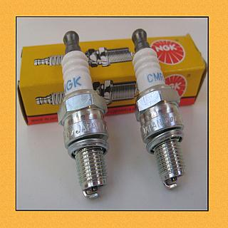 1/5 2 x NGK CMR7H spark plug fit most 1/5 RC