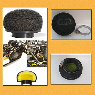 1/5 RC DT1 Triple Stage Air Filter fit Losi 5ive Rovan LT KM X2