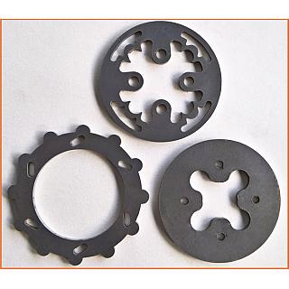 Snapper Clutch Replacement Discs by Turtle Racing 0058