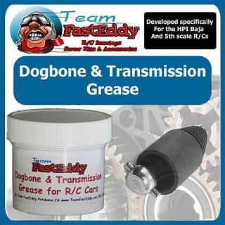 1/5th RC Axle & Transmission Grease by Team FastEddy