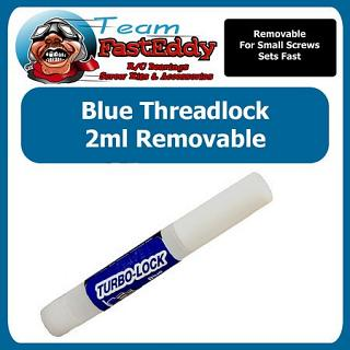 Thread Locker Blue Removeable
