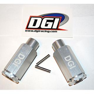 "DGI 2"" Rear wheel extenders for HPI Baja 5B/5T/5SC"