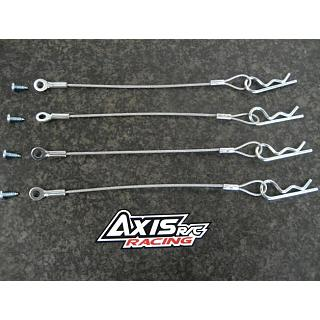 Axis R/C Kage Keeper Clip Tethers  tt880