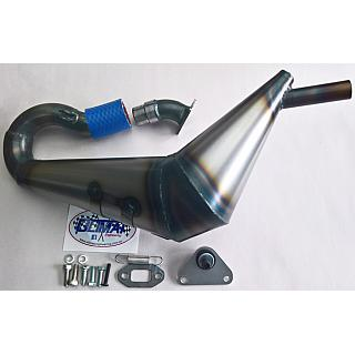 Kraken Vekta.5 Pro Performance Pipe UNSILENCED by Olimat