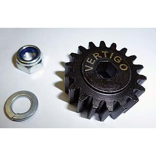7mm HEX Pinion Gear 17T for  Vertigo Hex Clutch fit Baja 5B 5T S