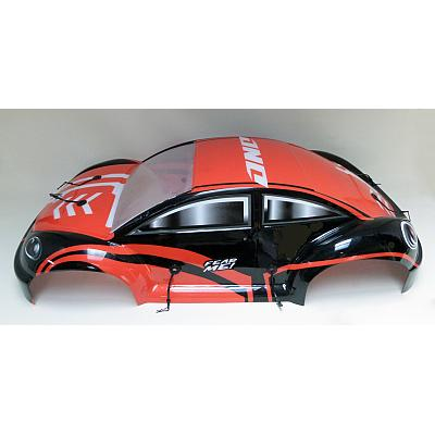 Clearance 5FC (VW look)Car Body RED /BLACK