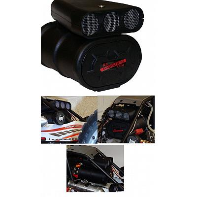Hyper Charger  air Filter System by RB Innovations fit  1/5 Scal