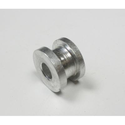 Baja Engine Spacer 5x14x9.5 Alloy Silver