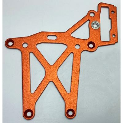 Rear Upper Chassis Plate 65004 1