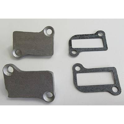 Transfer Port Covers (2) & Gaskets (2) for R320 R360 Engine