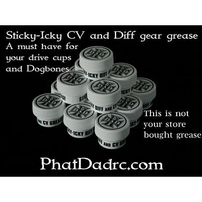 Sticky-Icky Grease for CV/Diff by PhatDad fit